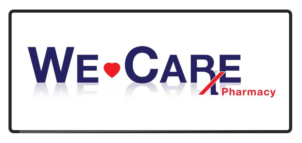 We Care Pharmacy logo